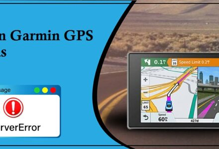 Common Garmin GPS Problems