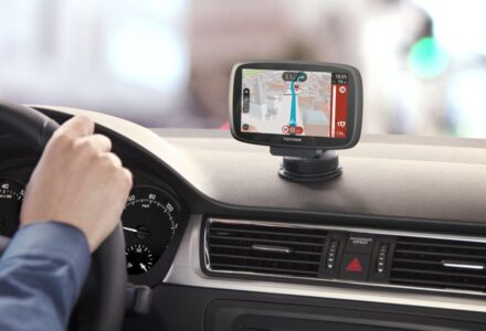 How to Unlock TomTom GPS