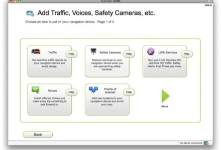 Install TomTom Home On Mac and Windows