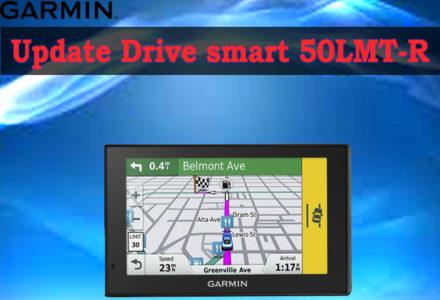 Garmin Drive Smart 50 Update