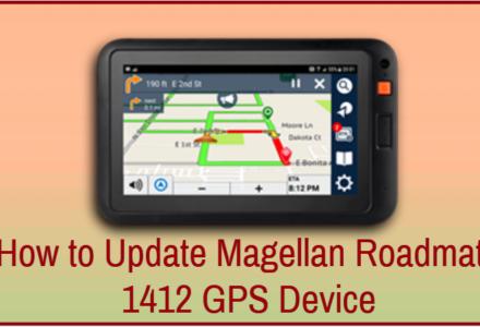Update Magellan Roadmate 1412