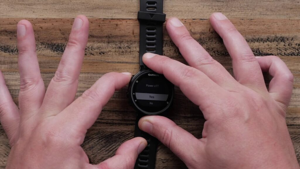 How To Reset Garmin Watch