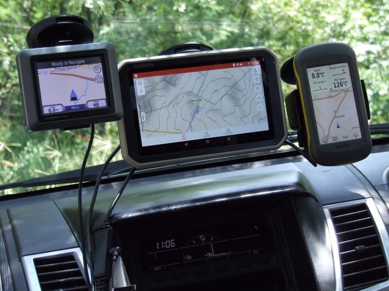 Garmin GPS Error